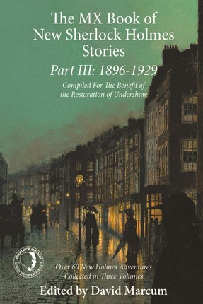 MX Book of New Sherlock Holmes Stories Part III