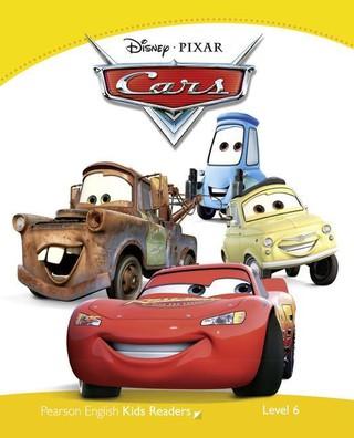Level 6: Disney Pixar Cars