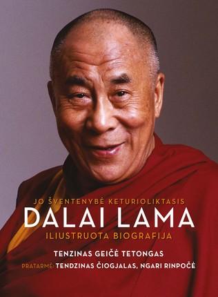 Jo šventenybė XIV Dalai Lama