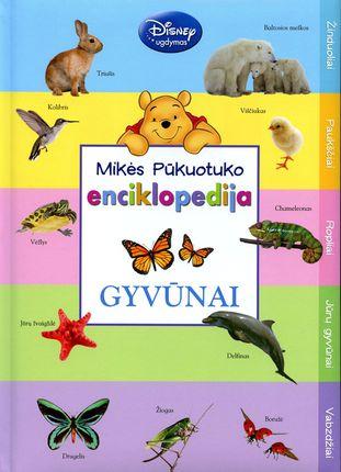 Mikės Pūkuotuko enciklopedija. Gyvūnai