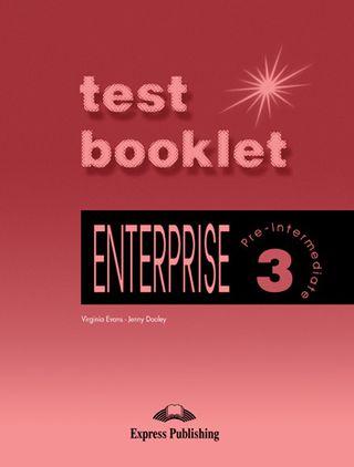 Enterprise 3. Test Booklet. Testų knygelė