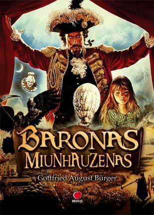 Baronas Miunhauzenas