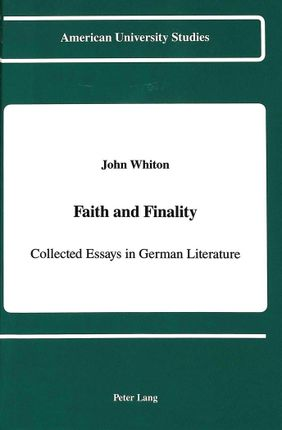 Faith and Finality
