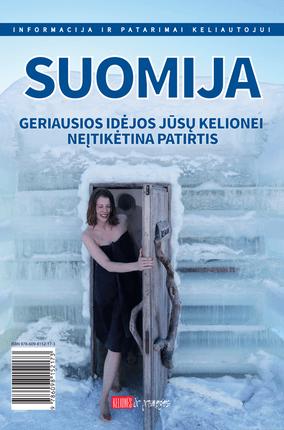 Suomija. Geriausios idėjos jūsų kelionei. Neįtikėtina patirtis