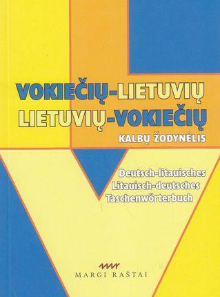 Vokiečių – lietuvių, lietuvių – vokiečių kalbų žodynėlis (2010)