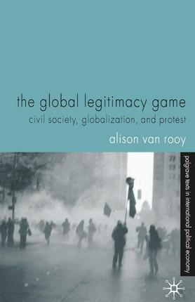 The Global Legitimacy Game