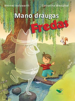 Mano draugas Fredas