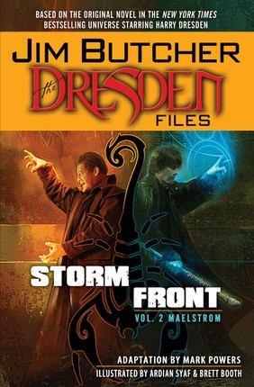 Jim Butcher's The Dresden Files: Storm Front Vol. 2