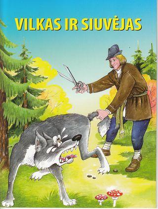 Vilkas ir siuvėjas