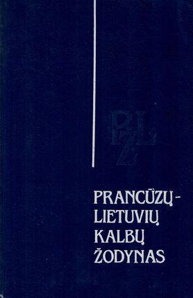 Prancūzų - Lietuvių kalbų žodynas (1992)
