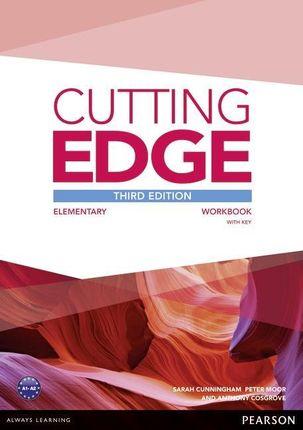 Cutting Edge. Elementary Workbook with Key