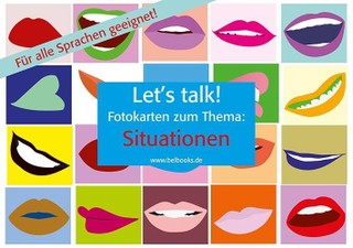 "Let's Talk! Fotokarten ""Situationen"" - Let's Talk! Flashcards ""Situations"""