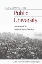 Reclaiming the Public University