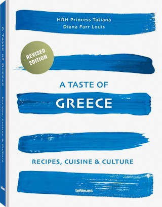 A Taste of Greece, Revised Edition