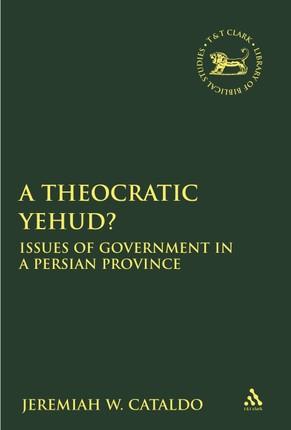 A Theocratic Yehud?