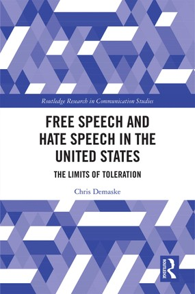 Free Speech and Hate Speech in the United States