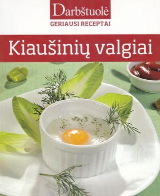 Kiaušinių valgiai