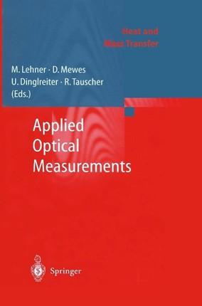 Applied Optical Measurements