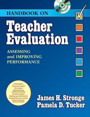 Handbook on Teacher Evaluation with CD-ROM