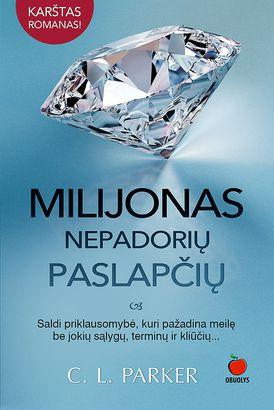 MILIJONAS NEPADORIŲ PASLAPČIŲ: karštas pasaulinis bestseleris apie priklausomybę, kuri pažadina meilę be jokių sąlygų, terminų ir kliūčių
