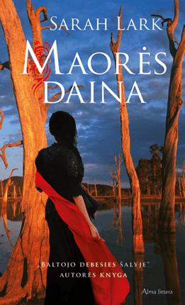 Maorės daina - Knygos.lt