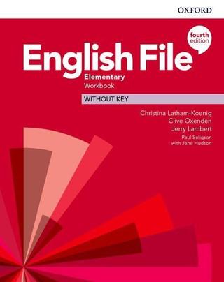 English File: Elementary. Workbook without Key