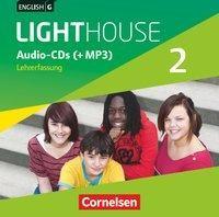 English G LIGHTHOUSE 2: 6. Schuljahr. CDs. Allgemeine Ausgabe. Vollfassung