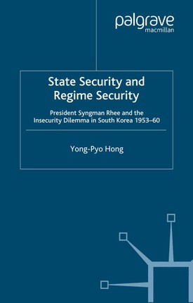 State Security and Regime Security