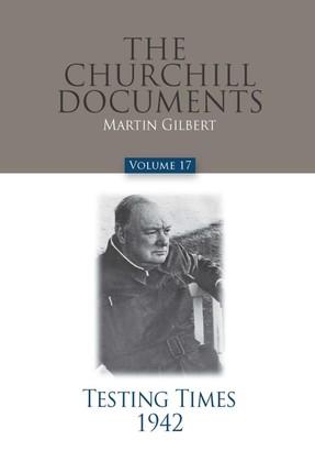 Churchill Documents - Volume 17