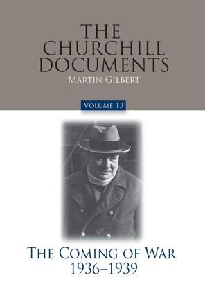 Churchill Documents - Volume 13