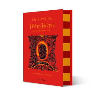 Harry Potter and the Half-Blood Prince - Gryffindor Edition