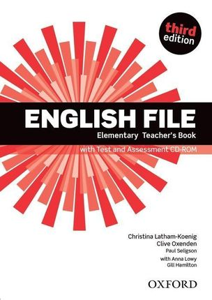 English File: Elementary. Teacher's Book with Test and Assessment CD-ROM