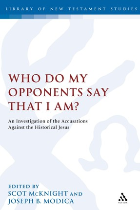Who Do My Opponents Say That I Am?