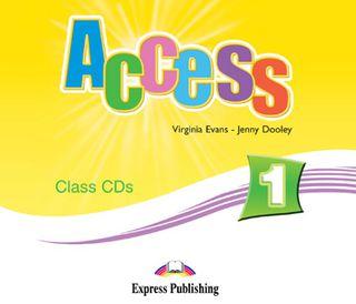 Access 1. Class CD. Klausymo diskas