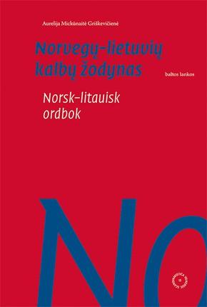 Norvegų-lietuvių kalbų žodynas. Norsk-litauisk ordbok