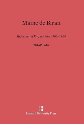 Maine de Biran