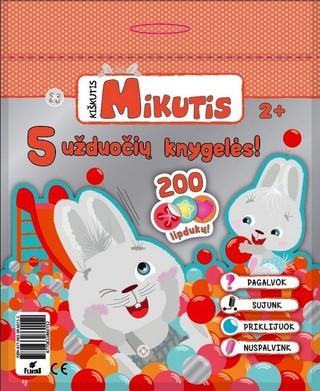 Rinkinys KIŠKUTIS MIKUTIS (raudonas)