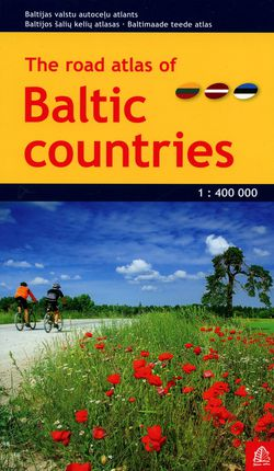 Baltijos šalių kelių atlasas
