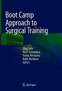 Boot Camp Approach to Surgical Training