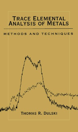 Trace Elemental Analysis of Metals