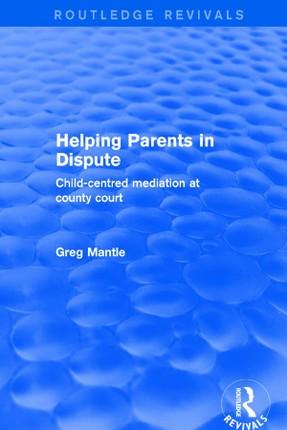 Helping Parents in Dispute