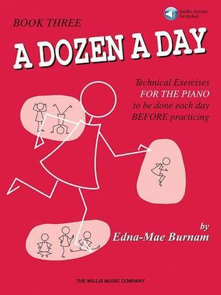 A Dozen a Day Book 3 - Book/Audio [With CD]