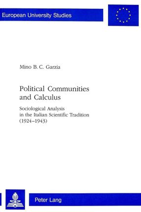 Political Communities and Calculus