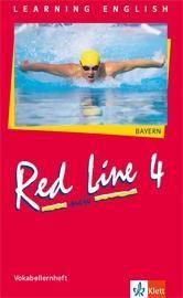 Red Line New 4. Vokabellernenheft. Bayern