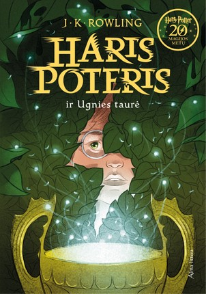 Haris Poteris ir Ugnies taurė. 4 dalis