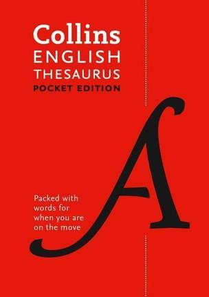 English Pocket Thesaurus