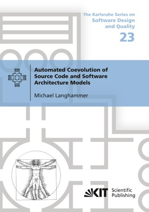 Automated Coevolution of Source Code and Software Architecture Models