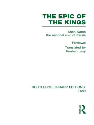 The Epic of the Kings (RLE Iran B)