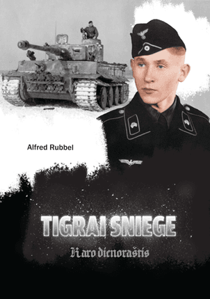Tigrai sniege: karo dienoraštis
