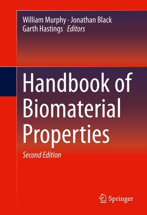 Handbook of Biomaterial Properties